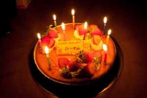 ひーやん、誕生日おめでとう!