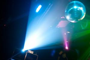 プロジェクターの光